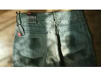 Diesel Jeans 28 by 32 brand new