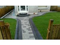 Monoblocking . Paving and driveways specialists