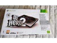 Xbox 360 DJ deck