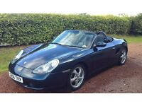 porsche boxster 2.5 with full S spec