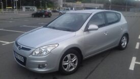 Hyundai i30 1.4 Comfort 5dr with A/C and MOT 04/2019