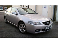 2003 Honda Accord Exectutive 2.4 Manual Silver