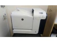 HP LaserJet M551 A4 colour network printer