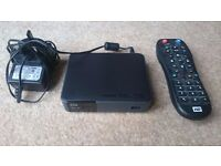 WD TV Live Streaming Media Player model C3H