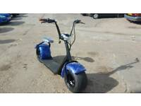 CITY COCO 1000W ELECTRIC BICYCLE