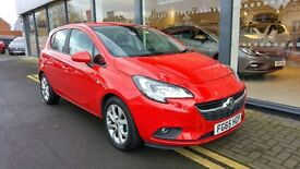 Vauxhall Corsa 1.0 ecoFLEX Turbo Excite 5dr Winter Pack.