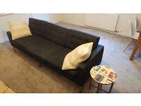 Florence Knoll 3-seat sofa (Wool)