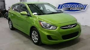 2013 Hyundai Accent 5dr HB  ** ENTER TO WIN $10,000**