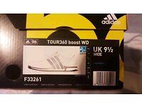 Adidas TOUR360 boost 9 1/2