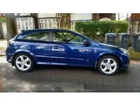 ☄2007 Vauxhall Astra 1.8 VVT SRi Coupe MOT SH Ultra Blue