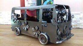 VW dub beer vine holder
