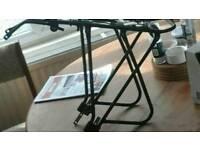 Two cycle racks