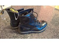 DR MARTENS SHINE IN AMAZING CONDITIONS ONLY 28£!!!!!! SIZE 41