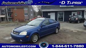 Chevrolet Optra 2005 Seulement 137111KM  FULL Beau Look ! 1788$