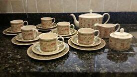 6 PLACE TEA/COFFEE SERVICE