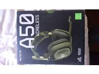 ASTRO A50 HALO EDITION