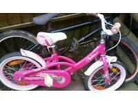 GT lola girls bike
