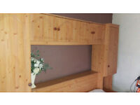 LOVELY WALL SHELVING UNIT FOR SALE