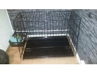 Medium size dog/puppy cage/crate