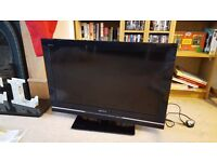 Sony Bravia 32 ' lcd tv excellent condition