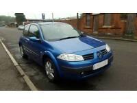 *Urgent* 2005 Renault Megane 1.4. 12 months MOT. 2 keys