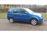2006 suzuki ignis 4x4 1.5cc petrol