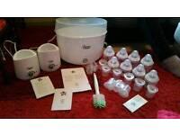 Tommee tippee electric steriliser starter kit