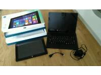 Linx 10 tablet with Keyboard Case