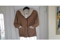 ZARA Childs Coat