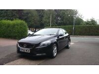 Volvo V40 Next MOT due 22/11/2017 , Part service history, Metallic Black, £6,990