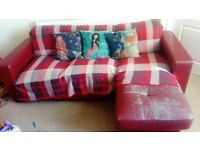 Free sofa, collection only