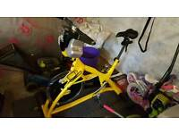 Trixter X commerical exercise bike