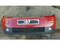 Audi a2 front bumper