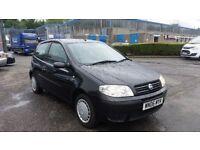 2006 (06 Reg) Fiat Punto 1.2 Active 3dr For £695, Full 12 Months Mot on Sale