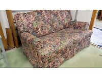Lovely Little Country Style Two seater Sofa - Good Condition