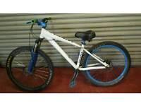 giant brass 1 mountain bike jump bike
