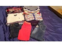 Boys large clothes bundle 1-2 years