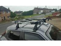 Nissan face-lift Juke roof bars