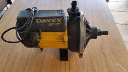 Davey XF171 water pump, excellent condition Golden Grove Tea Tree Gully Area Preview