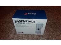 4 CURRYS Hand Held ESSENTIALS Blenders, Hand Mixer and 1 ESSESNTIALS Blenders. All New