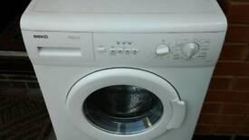 Beko washing mahine as new