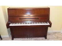 Challen piano for sale. Good for practising and grading. Collection only please.