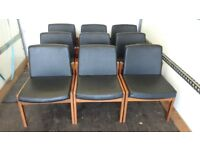 9 no Visitor/Reception Chairs