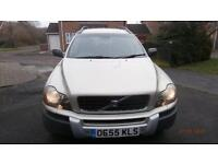 SHOWROOM CONDITION VOLVO XC90 2.4 DIESEL D5 SE GEARTRONIC AUTO AWD 5dr 2006(55)