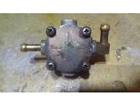 fuel pump for a suzuki 9hp /or other japenese outboards up to 10hp.