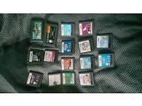 Nintendo DS Lite + extras