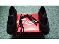 Capezio Girls' Tap Shoes
