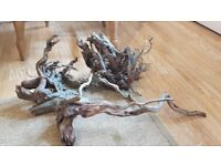 Aquarium Drift Wood 3 pieces