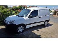 Peugeot Partner 1.6 HDi Diesel 57 reg No Vat