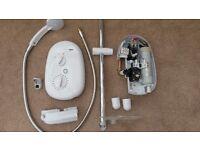MIRA VIE 10.8kw ELECTRIC POWER SHOWER